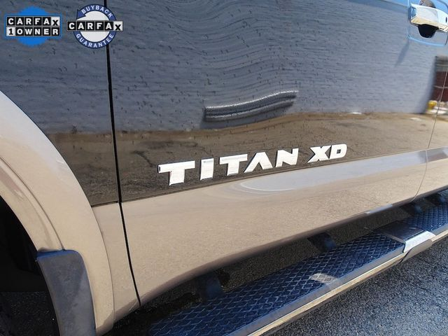 2016 Nissan Titan XD Platinum Reserve Madison, NC 11