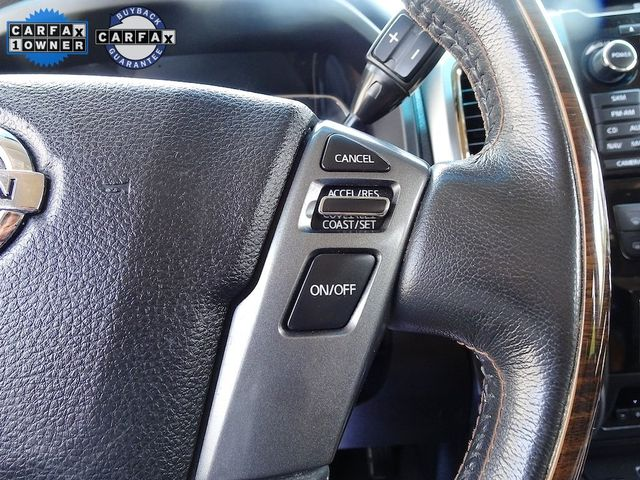 2016 Nissan Titan XD Platinum Reserve Madison, NC 21
