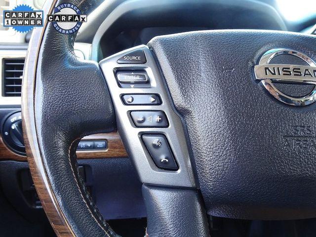 2016 Nissan Titan XD Platinum Reserve Madison, NC 22