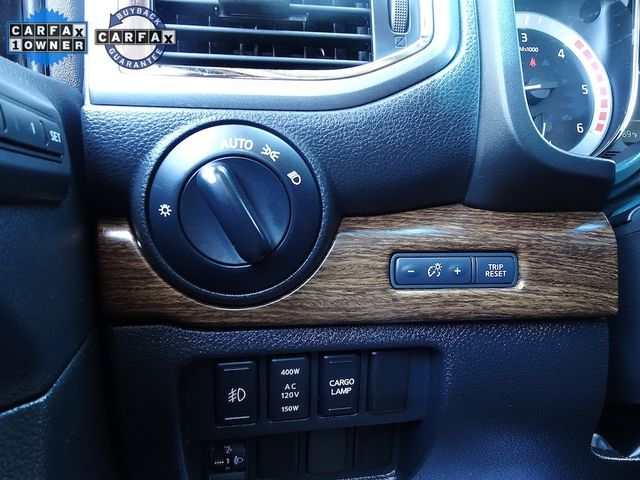 2016 Nissan Titan XD Platinum Reserve Madison, NC 24