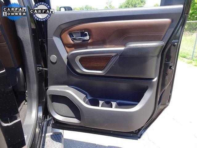 2016 Nissan Titan XD Platinum Reserve Madison, NC 42