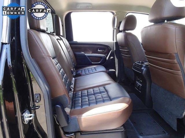 2016 Nissan Titan XD Platinum Reserve Madison, NC 43