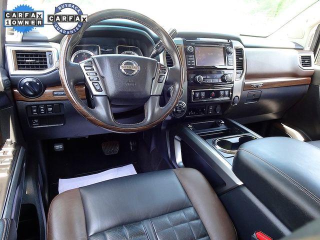 2016 Nissan Titan XD Platinum Reserve Madison, NC 47