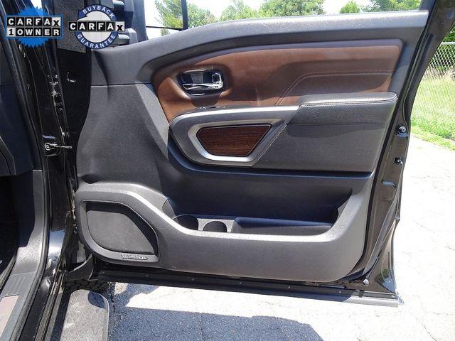 2016 Nissan Titan XD Platinum Reserve Madison, NC 49