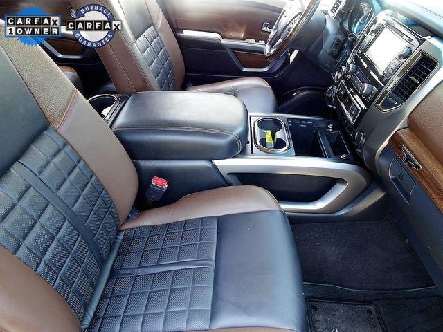 2016 Nissan Titan XD Platinum Reserve Madison, NC 53