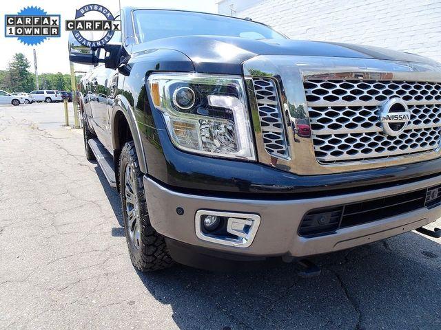 2016 Nissan Titan XD Platinum Reserve Madison, NC 8