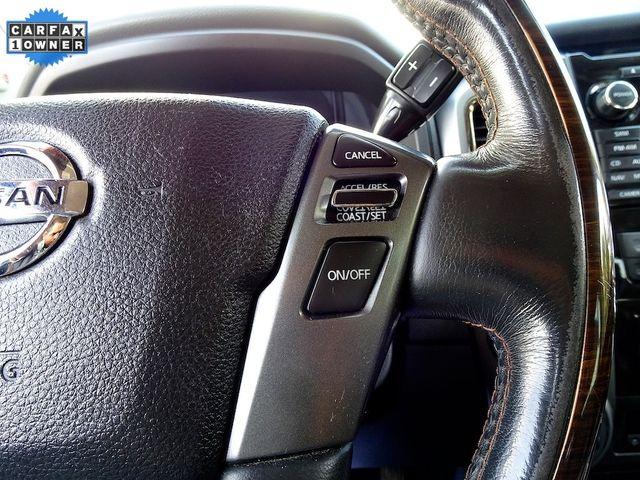 2016 Nissan Titan XD Platinum Reserve Madison, NC 18
