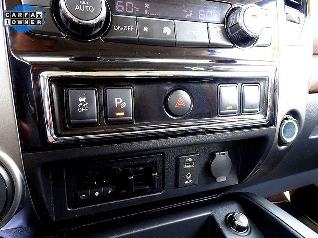 2016 Nissan Titan XD Platinum Reserve Madison, NC 26