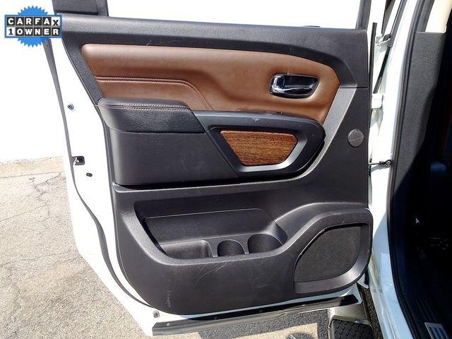 2016 Nissan Titan XD Platinum Reserve Madison, NC 34