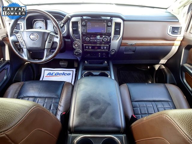 2016 Nissan Titan XD Platinum Reserve Madison, NC 41