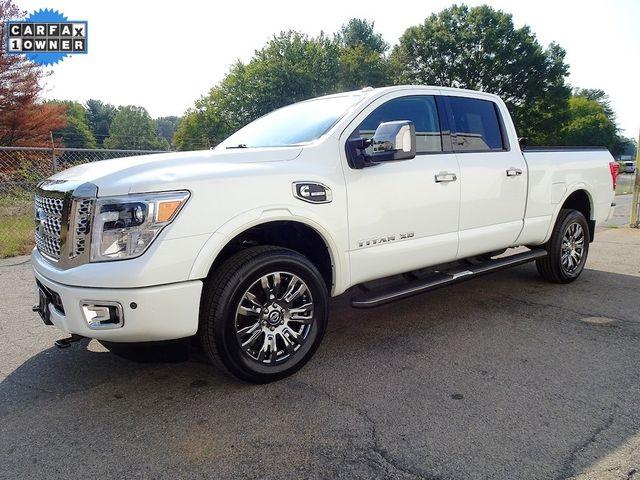 2016 Nissan Titan XD Platinum Reserve Madison, NC 6