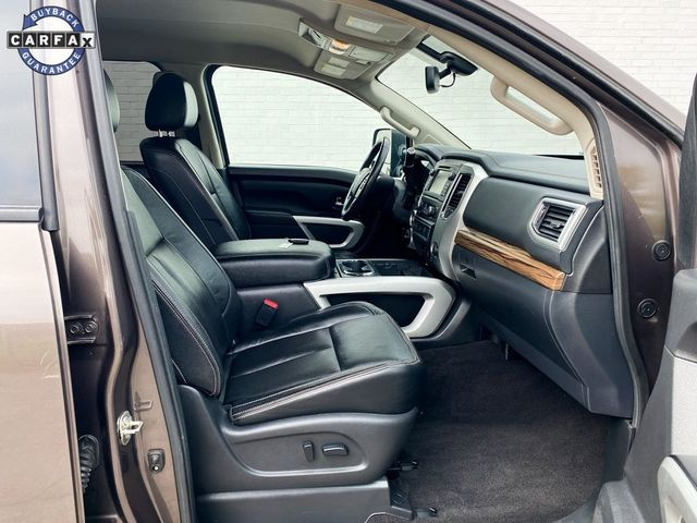2016 Nissan Titan XD SL Madison, NC 13