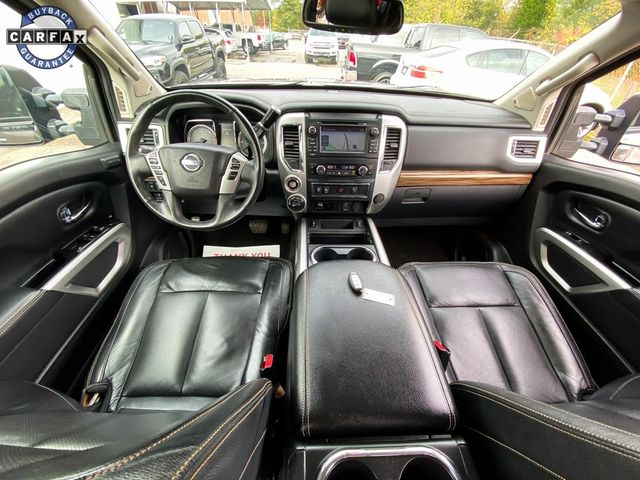 2016 Nissan Titan XD SL Madison, NC 23