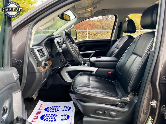 2016 Nissan Titan XD SL Madison, NC 25