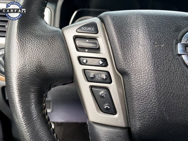 2016 Nissan Titan XD SL Madison, NC 32