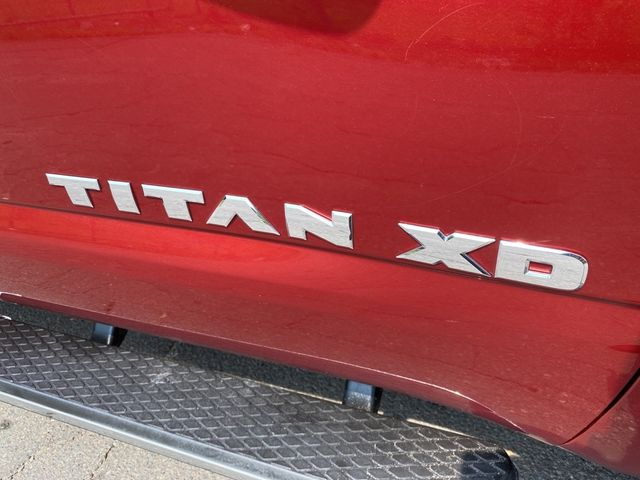 2016 Nissan Titan XD SV Madison, NC 10