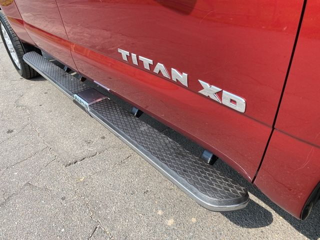 2016 Nissan Titan XD SV Madison, NC 11