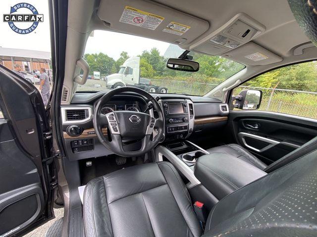 2016 Nissan Titan XD SL Madison, NC 21