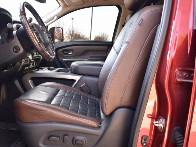 2016 Nissan Titan XD Platinum Reserve CUSTOM LIFT/WHELLS AND TIRES in McKinney, Texas 75070