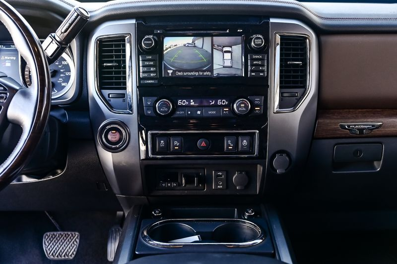 2016 Nissan Titan XD 5.0 L CUMMINS TURBO DIESEL, PLATINUM RESERVE, NAV! in Rowlett, Texas