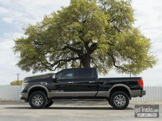 2016 Nissan Titan XD Crew Cab Platinum Reserve 5.0L Cummins Diesel 4X4 in San Antonio, Texas 78217