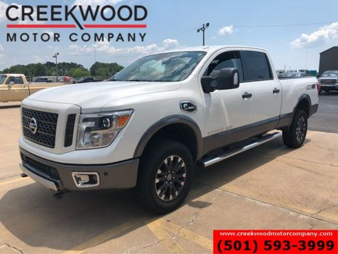 2016 Nissan Titan XD PRO-4X Cummins Diesel XD Leather Htd Nav Low Miles in Searcy, AR
