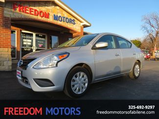 2016 Nissan Versa SV | Abilene, Texas | Freedom Motors  in Abilene,Tx Texas