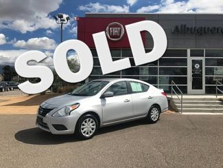 2016 Nissan Versa S in Albuquerque New Mexico, 87109