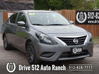 2016 Nissan Versa S Plus in Austin, TX 78745