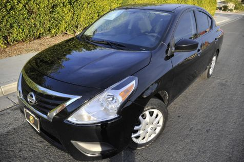2016 Nissan Versa S in Cathedral City