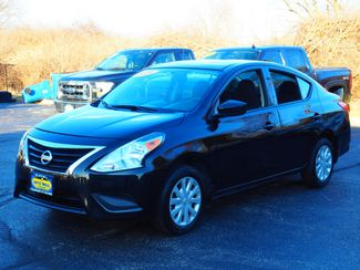 2016 Nissan Versa S | Champaign, Illinois | The Auto Mall of Champaign in Champaign Illinois