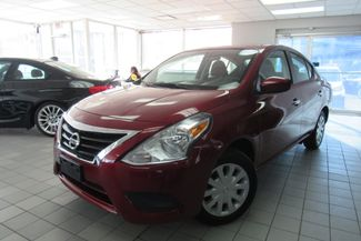 2016 Nissan Versa SV Chicago, Illinois 2