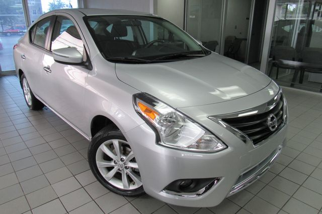 2016 Nissan Versa SL Chicago, Illinois