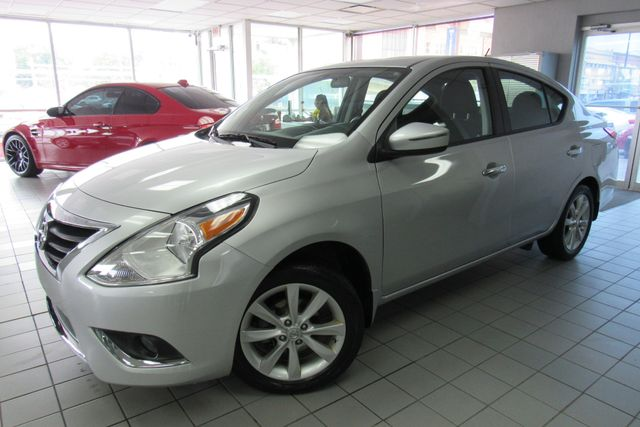 2016 Nissan Versa SL Chicago, Illinois 2