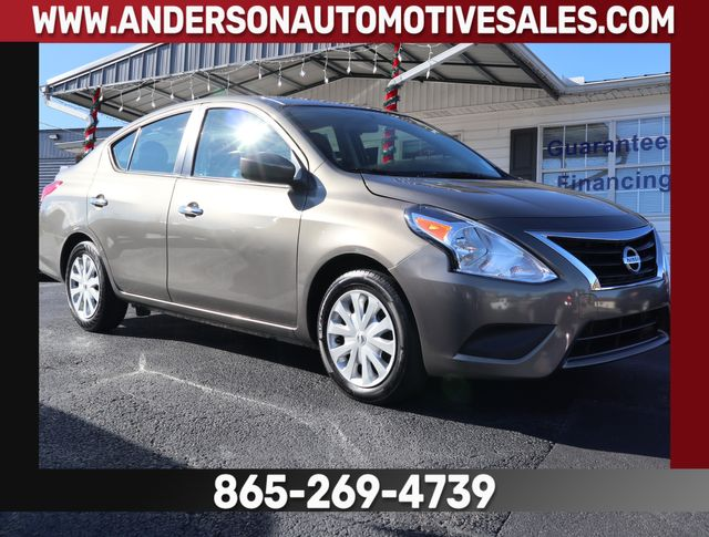 2016 Nissan Versa SV in Clinton, TN 37716