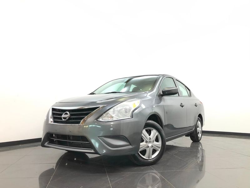 2016 Nissan Versa *Get Approved NOW* | The Auto Cave in Dallas