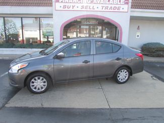2016 Nissan Versa S Plus in Fremont, OH 43420
