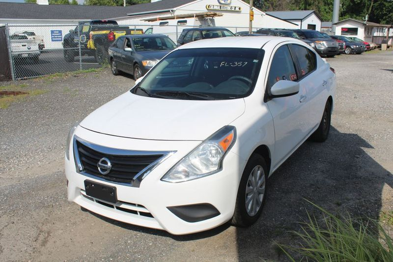 2016 Nissan Versa S  city MD  South County Public Auto Auction  in Harwood, MD