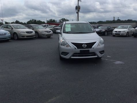 2016 Nissan Versa S Plus   Hot Springs, AR   Central Auto Sales in Hot Springs, AR
