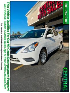 2016 Nissan Versa in Hot Springs AR