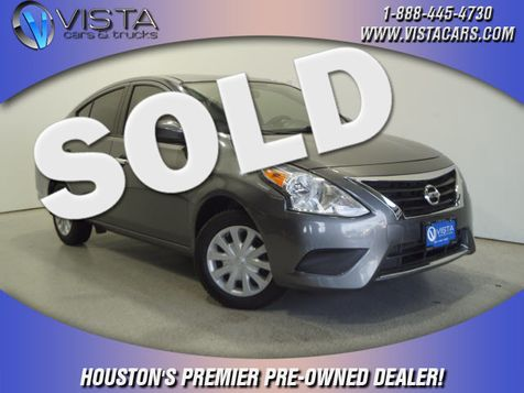 2016 Nissan Versa 1.6 SV in Houston, Texas