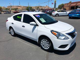 2016 Nissan Versa S Plus in Kingman Arizona, 86401