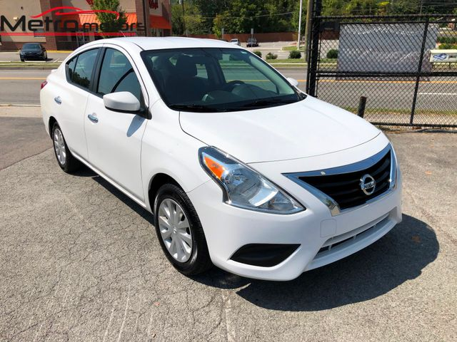 2016 Nissan Versa SV in Knoxville, Tennessee 37917