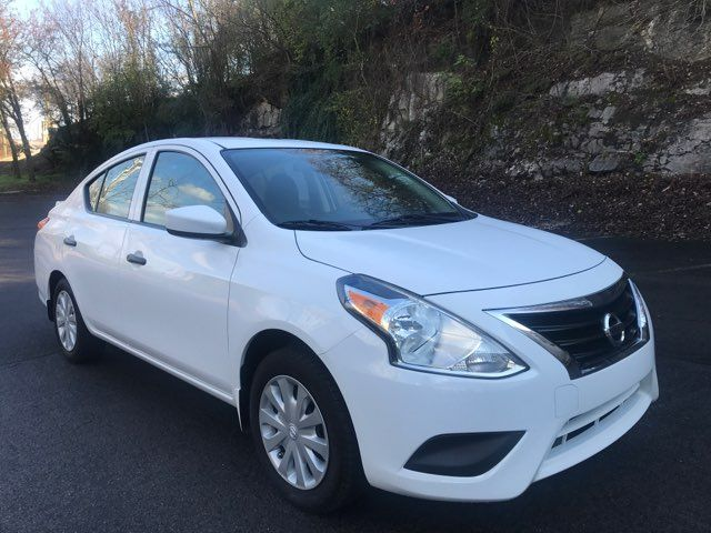 2016 Nissan Versa S in Knoxville, Tennessee 37920