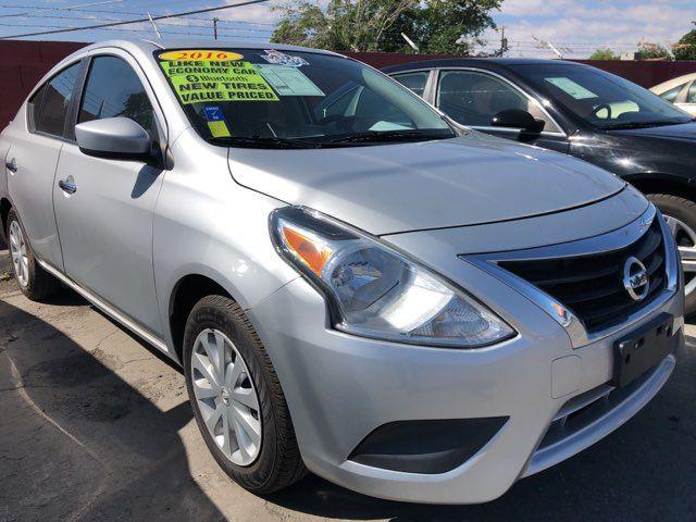 2016 Nissan Versa SV CAR PROS AUTO CENTER (702) 405-9905 Las Vegas, Nevada 1