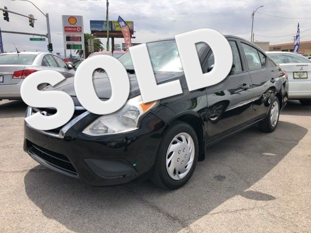 2016 Nissan Versa S Plus CAR PROS AUTO CENTER (702) 405-9905 Las Vegas, Nevada