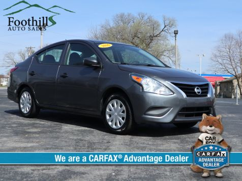 2016 Nissan Versa S in Maryville, TN