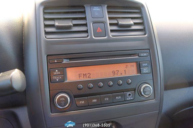 2016 Nissan Versa S Plus in Memphis, Tennessee 38115