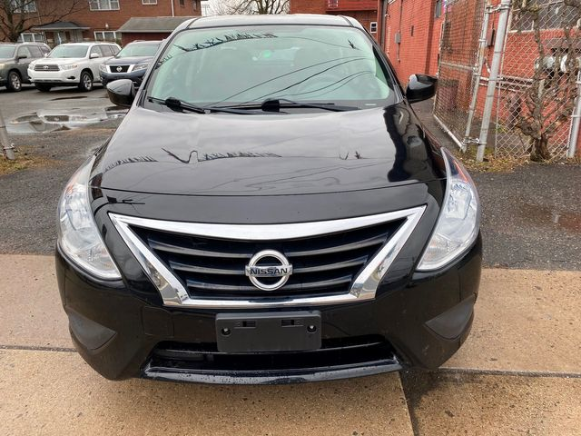 2016 Nissan Versa S Plus New Brunswick, New Jersey 2