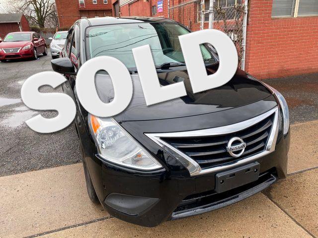 2016 Nissan Versa S Plus New Brunswick, New Jersey